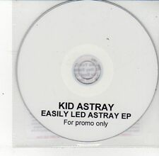 (DS653) Kid Astray, Easily Led Astray EP - 2013 DJ CD
