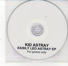 (DS653) Kid Astray, Easily Led Astray EP - 2013 DJ CD