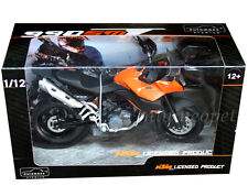 AUTOMAXX 601701OR KTM 990 SM T BIKE MOTORCYCLE 1/12 ORANGE