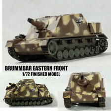 WWII GERMAN BRUMMBAR EASTERN FRONT 1944 1/72 tank easy model finished