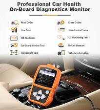 NT201 Auto OBD2 Scanner Check Engine Light Code Reader OBD Diagnostic Emission
