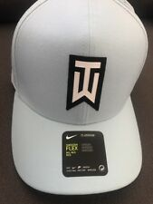 Nike Tiger Woods TW Aerobill Classic 99 Fitted Golf Hat. M/L. Blue. 892482-452