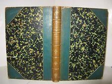 VICTOR HUGO HISTOIRE D'UN CRIME 1878  BIBLIOTHEQUE DE LEON BIENVENU NAPOLEON 1/2