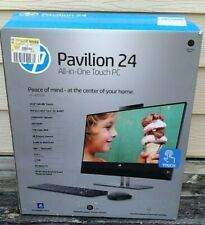 HP Pavilion 24 All In One Touch PC