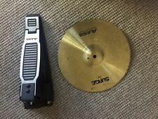 """Alesis Surge 12"""" Hi Hat cymbal and 'Continuous' foot pedal"""
