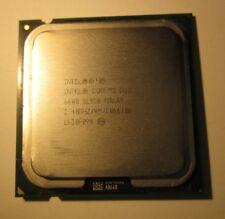 PROCESADOR INTEL CORE 2 DUO E6600 2,40 GHz SOCKET 775 SL9S8