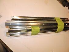 "NEW (19) C-Tech aluminum corner trim pieces thick 20"" long cabinet tool"