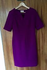 Pink Purple Oui Shift Dress Size 12
