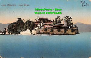 R440208 Lago Maggiore. Isola Bella. 1147. 1913. E. P. M