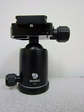 Benro Double Action V1 Ball Head - Max load 55 lb