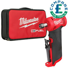 Milwaukee M12FDGA-0 12V Cordless Fuel Angled Die Grinder with Bag