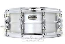 Yamaha Recording Custom Aluminum Snare Drum 14x5.5 - Video Demo