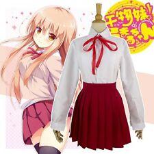 Himouto Umaru-chan School Girl Student Uniform Women Costume 4 Cosplay Halloween