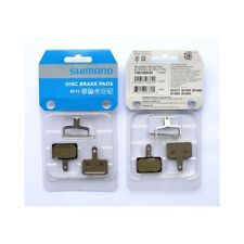 Shimano Disc Brake Pads - B01S - Resin - for Acera, Altus, Deore, Deore LX