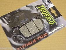 pastiglie posteriori honda dominator NX 650 1988-1996