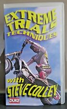 Duke Marketing 1997 Extreme Trials Techniques with Steve Colley VHS Tape