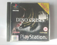 Dino Crisis (Sony PlayStation 1, One, PS1, PSOne)