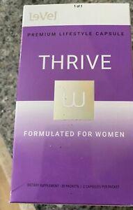 Women Lifestyle  Capsule  Le Vel Thrive Full Box 30 Days Supply