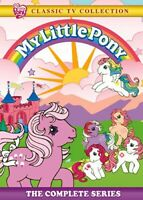 My Little Pony (1986): The Complete Series (4 Disc) DVD NEW