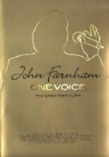 John Farnham One Voice The Greatest Clips DVD Region 1 Shippi