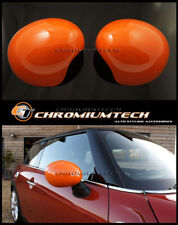 MK3 MINI Cooper/S/ONE/JCW F55 F56 F57 ORANGE Mirror Cap Cover for LHD models