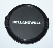 Bell & Howell - Genuine 58mm Snap-on Lens Cap - vgc