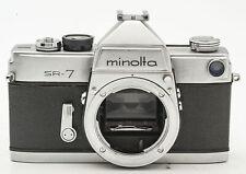 Minolta SR-7 SR7 Gehäuse Body Spiegelreflexkamera SLR Kamera