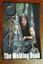 Daryl Dixon COLLECTORS  **Key Chain** ~~The Walking Dead~~***NEW***