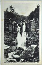 Cartolina Formato Piccolo - Madonna Dell'Acero - Le Cascate Del Dardagna m. 1300