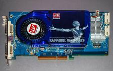 ✔️TESTED AGP SAPPHIRE ATI Radeon X1950 Pro 512M videocard GDDR3 RV570 512 256bit