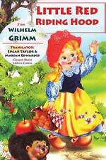 Cheapest Books Children Classics: Little Red Riding Hood by Wilhelm Grimm...