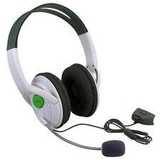 Casques pour jeu vidéo et console Microsoft Xbox 360