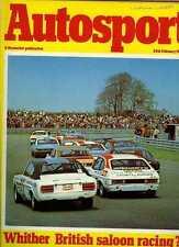 AUTOSPORT 24 febbraio 1977 (*) la potente Mini la storia dell' opera Rally Auto *