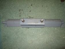 "Adjustable Motor Frame  mounting bolts 9"" apart, 27"" rail, rail base 32"" x 4.5"""