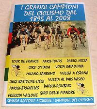 ALBUM I GRANDI CAMPIONI DEL CICLISMO DAL 1895 AL 2008