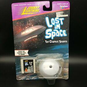 VIntage Johnny Lightning Lost In Space Diecast Metal & Plastic Jupiter 2 1998