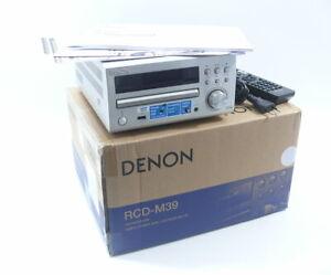 Denon RCD-M39 CD-Receiver Mini-Hifi-Anlage in super Zustand