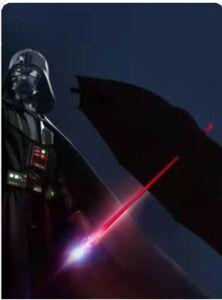 Lightsaber Umbrella star wars