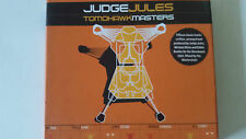 JUDGE JULES-TOMOHAWK MASTERS-MIXED BY THE MASTERCHEFS-RARE-OLD SKOOL