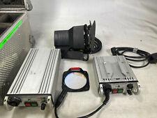 Kobold reporter light DLf 200w HMI + cine power mains and battery ballasts+bulb