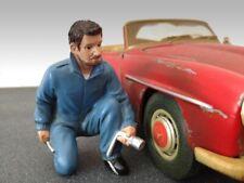 American Diorama 23789 Figur Mechaniker Jerry 1:18 limitiert 1/1000