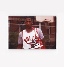 "MICHAEL JORDAN / ROOKIE 2""x3"" POSTER FRIDGE MAGNET nike air costacos nba chicago"