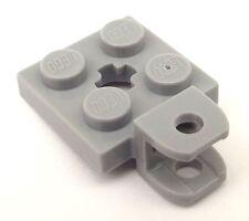 LEGO Plaque de modification 2 x 2 (63082)(gris)