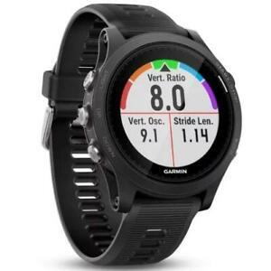 Garmin Forerunner 935 HR GPS Triathlon Watch Multi Sport Black