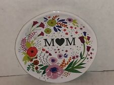 Hallmark Mom Floral Printed Ceramic Small Trinket Dish