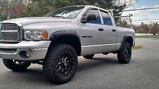 Dodge Ram 1500 Riveted Pocket TEXTURED FINISH  Fender Flares 2002-2008