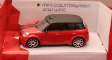 ** mini countryman jcw wrc *** Italian Design *** escala 1:43 ** Mondo motors ** nuevo