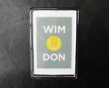 Wimbledon Tennis Magnet