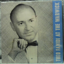 Theo Fanidi at The Warwick on Paris Records NOS Sealed LP