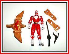 2010 Mighty Morphin Power Rangers _ Dino Flyer _ Red Ranger / Jason